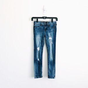 Joe's Jeans Girls Chelsea Distressed Jeans